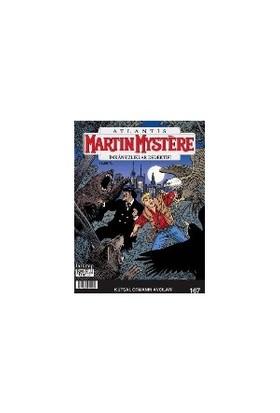 Martin Mystere İmkansızlıklar Dedektifi Sayı 167 Kutsal Ormanın Avcıları-Paolo Morales