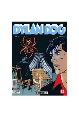 Dylan Dog Sayı 12 Örümcek-Gianfranco Manfredi