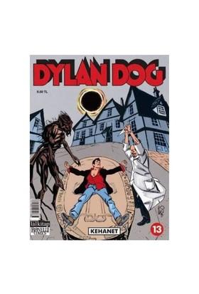 Dylan Dog Sayı 13 Kehanet-Gianfranco Manfredi