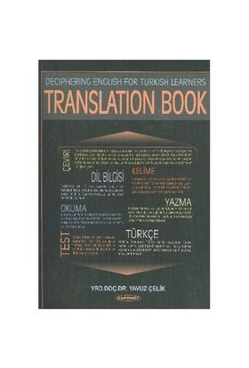 Translation Book-Yavuz Çelik