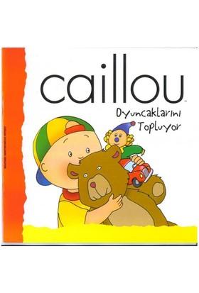 Caillou Oyuncaklarını Topluyor