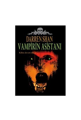 Vampirin Asistanı - Darren Shan