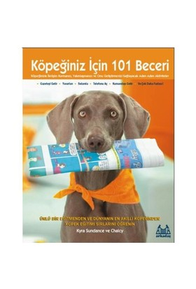 Köpeğiniz İçin 101 Beceri (Adım Adım Aktiviteler) - Chalcy