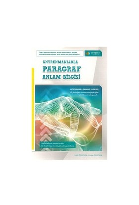 Antrenman Yayınları Antremanlarla Paragraf Anlam Bilgisi - Lütfi Özgürer