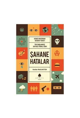 Şahane Hatalar - Heather McElhatton