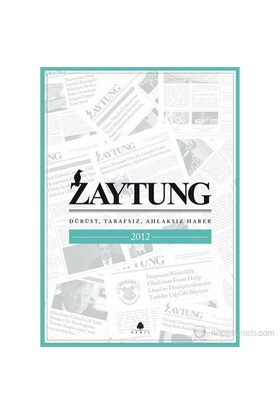 Zaytung Almanak 2012-Hakan Bilginer