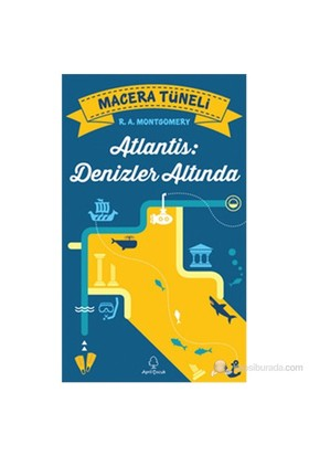 Atlantis: Denizler Altında-R. A. Montgomery