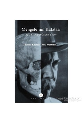 Mengele'nin kafatası - Eyal Weizman