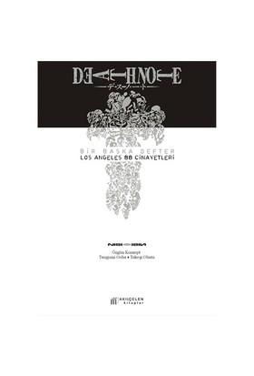 Death Note: Bir Başka Defter (Los Angeles Bb Cinayetleri)-Kolektif