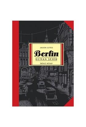 Berlin 2 Duman Şehir Türkçe Çizgi Roman