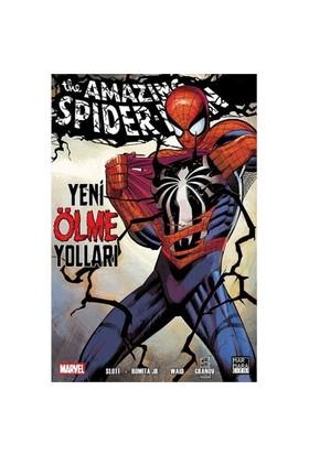 The Amazing Spider-Man 5 Yeni Ölme Yolları Türkçe Çizgi Roman - Mark Waid