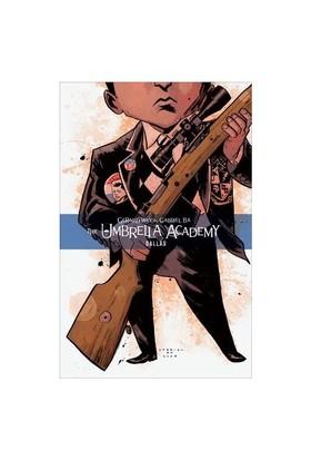 Şemsiye Akademisi 2: Dallas Türkçe Çizgi Roman-Gabriel Ba