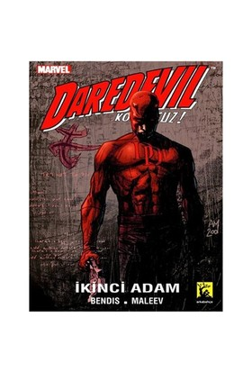 Daredevil Cilt 1 İkinci Adam Türkçe Çizgi Roman - Brian Michael Bendis