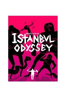 İstanbul Odyssey Türkçe Çizgi Roman-Doğu Yürür