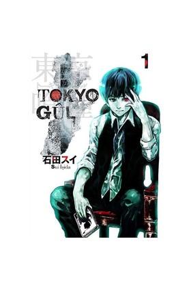 Tokyo Gul 1. Cilt Türkçe Çizgi Roman - Sui İşida