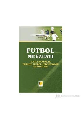 Futbol Mevzuatı-Harun Kuku