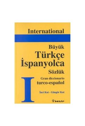 Büyük Türkçe İspanyolca Sözlük - İnci Kut