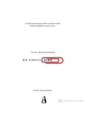 Bir Kırmızı Ataç - Kyle MacDonald