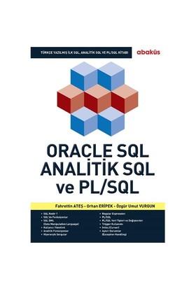 Oracle Sql, Analitik Sql Ve Plsql - Özgür Umut Vurgun