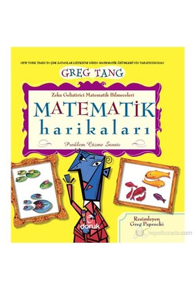 Matematik Harikaları (Problem Çözme Sanatı)-Greg Tang