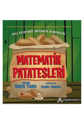 Matematik Patatesleri (Zeka Geliştirici Metamatik Bilmeceleri)- Greg Tang