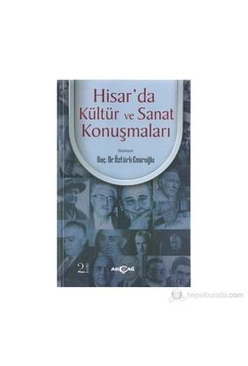 Hisar'Da Kültür Ve Sanat Konuşmaları-Öztürk Emiroğlu