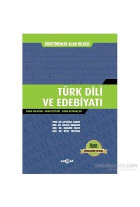 Türk Dili Ve Edebiyatı - Öğretmenlik Alan Bilgisi - Mete Taşlıova