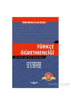 Türkçe Öğretmenliği - Öğretmenlik Alan Bilgisi-Zekeriya Batur