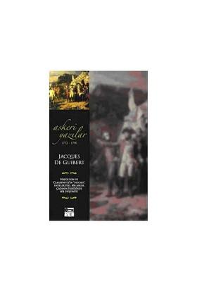 Askeri Yazılar-Jacques De Guibert