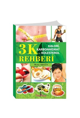Kalori Arbonhidrat Ve Kolestrol (3K) Rehberi