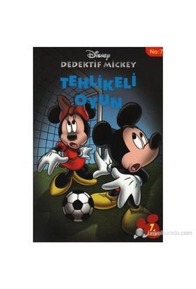 Dedektif Mickey 07 Tehlikeli Oyun-Stephane Koechlin