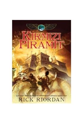 Kane Günceleri - Kırmızı Piramit - Rick Riordan