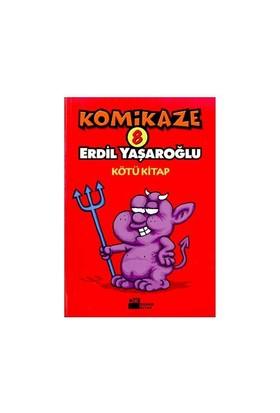 Komikaze 8 - Kötü Kitap - Erdil Yaşaroğlu
