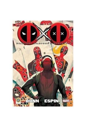 Deadpool: Deadpool'u Öldürüyor Türkçe Çizgi Roman - Cullen Bunn