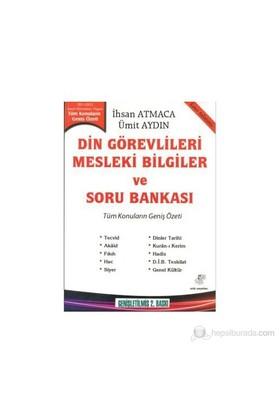 2011-2012 Din Görevlileri Mesleki Bilgiler Ve Soru Bankası-İhsan Atmaca