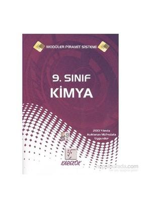 Karekök Yayınları 9. Sınıf Kimya-Oktay Özdil