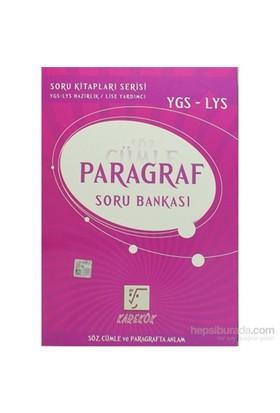 Karekök YGS-LYS Paragraf Soru Bankası - Ebru Çaloğlu
