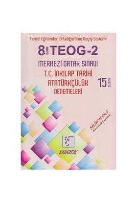 Karekök 8. Sınıf Teog-2 T.C. İnkılap Tarihi Ve Atatürkçülük Denemeleri Merkezi Ortak Sınavı-Kolektif