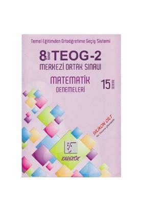 Karekök 8. Sınıf Teog-2 Matematik Denemeleri Merkezi Ortak Sınavı-Kolektif