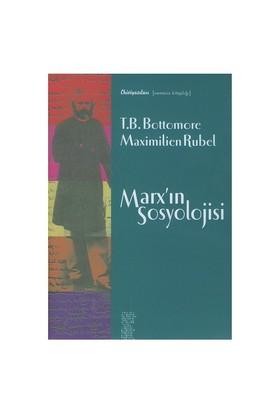 Marx'In Sosyolojisi-Tom B. Bottomore