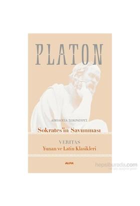 Sokrates'İn Savunması Verıtas Yunan Ve Latin Klasikleri-Platon (Eflatun)