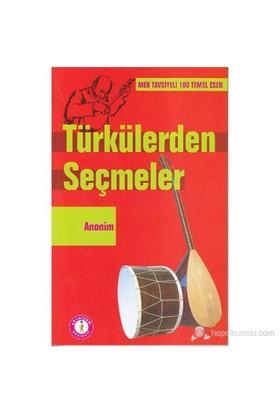 Türkülerden Seçmeler-Derleme