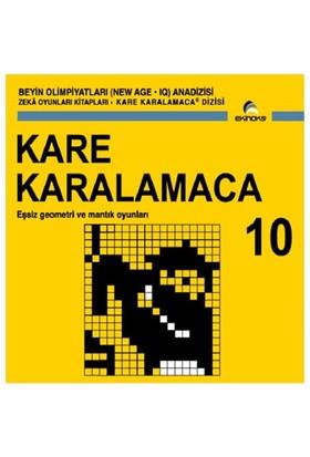 Kare Karalamaca 10 - Ahmet Karaçam
