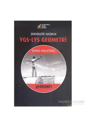 Eksen YGS-LYS Geometri Konu Anlatım Kitabı