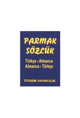 Parmak Sözlük (Türkçe-Almanca/Almanca-Türkçe)