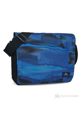 O'Neill Postacı Çantası Mavi 39x29x12 cm