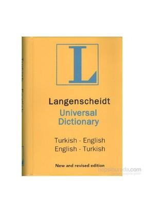 Langenscheidt İngilizce Türkçe Cep Sözlüğü - H. J. Kornrumpf
