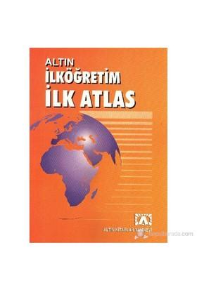 Altın İlköğretim İlk Atlas - Derleme