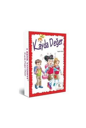 2. Ve 3.Sınıf Kayda Değer Serisi Hikaye Seti İlkokul