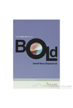Bold-İsmail Barış Özpazarcık